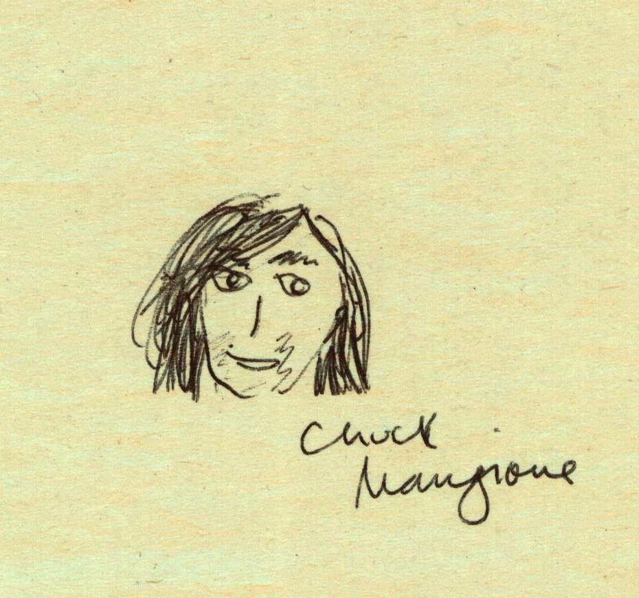 Chuck Mangione Sketch by Rebecca Turner
