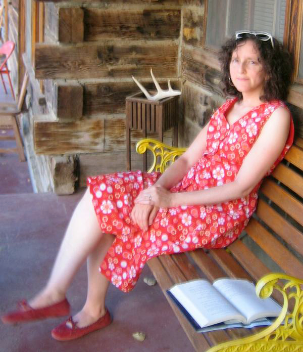 photo of Rebecca in Pioneertown, CA